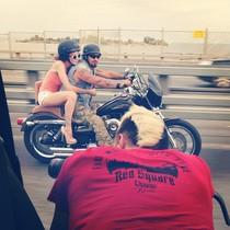 Harley Davidson St. Petersburg 2014